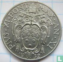 Vaticaan 20 centesimi 1932