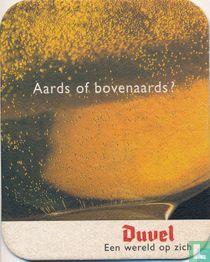 Aards of bovenaards ? Spirit of Flanders - Design