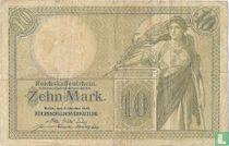 Germany 10 Mark 1906 (P9b)
