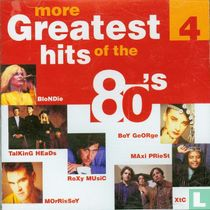 More Greatest hits of the 80's 4