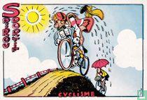 Cyclisme - Spirou sportif cycliste