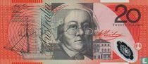 Australië 20 Dollars 2005
