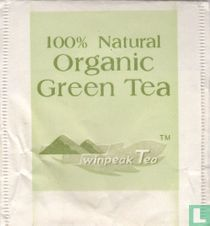 100% Natural Organic Green Tea