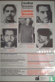 Zanzibar Tanzania political prisoners
