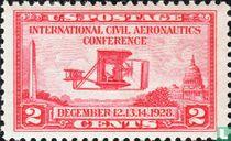 Luchtvaart conferentie