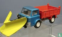 Ford D800 Snow Plough and Tipper Truck