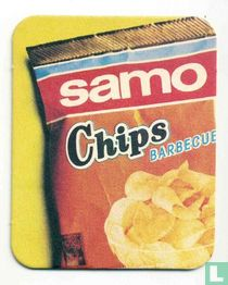 Chips barbecue
