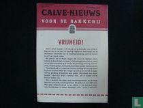 Calvé-nieuws voor de bakkerij 71
