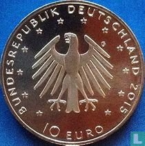 """Duitsland 10 euro 2015 """"500th anniversary of the birth of Lucas Cranach the Younger"""""""