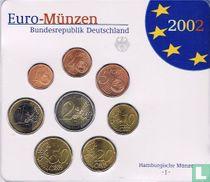 Duitsland jaarset 2002 (J)