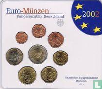 Duitsland jaarset 2002 (D)