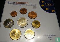 Duitsland jaarset 2002 (A)