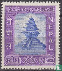Opname Nepal in UPU