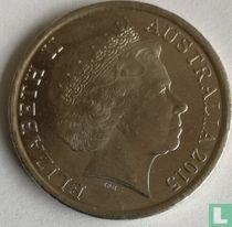 Australië 10 cents 2015