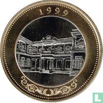Macau 10 patacas 1999
