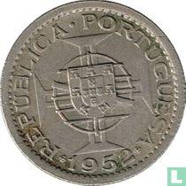 Macau 50 avos 1952