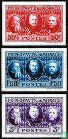 Internationale postzegeltentoonstelling van Monte Carlo