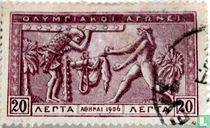 Atlas et Héraclès