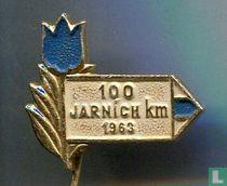 100 jarnich km 1963