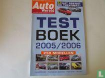 Autowereld, testboek 154