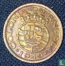"Angola 20 centavos 1949 ""300th Anniversary - Revolution of 1648"""