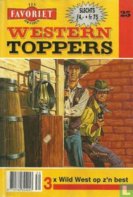 Western Toppers Omnibus 25