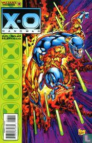 X-O Manowar 43
