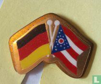 Vlaggen Duitsland-Ohio