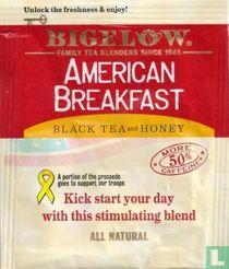 Black Tea and Honey