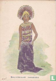 Balineesche danseres