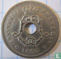 België 5 centimes 1903 (NLD)