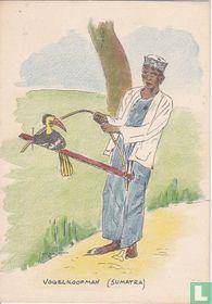 Vogelkoopman (Sumatra)