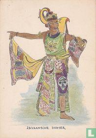 Javaansche danser