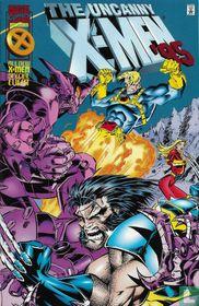 The Uncanny X-Men Annual '95
