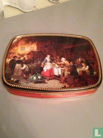 Marktdag, Adrien de Braekeleer