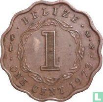 Belize 1 cent 1973