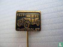 Misdruk Chevrolet 1925