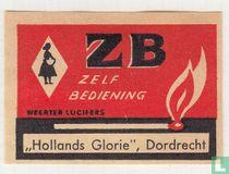 """ZB zelfbediening Hollands Glorie"""" Dordrecht"""