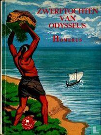Zwerftochten van Odysseus