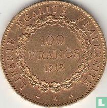 Frankrijk 100 francs 1913