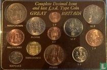 Verenigd Koninkrijk combinatie set