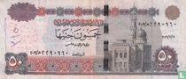 Egypte 50 pound 2016