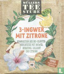 3-Ingwer Mit Zitrone