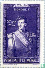 Honoré V of Monaco