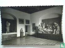 Museo National de Escultura.Sala de Juan de Juni