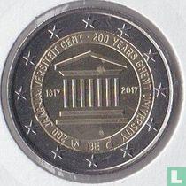 """Belgium 2 euro 2017 """"200 years Ghent University"""""""