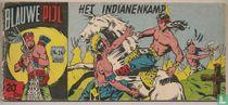 Het indianenkamp