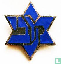(blauw stervorm)