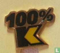 Kennametal 100% K
