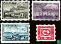 Eeuwfeest van de postzegel